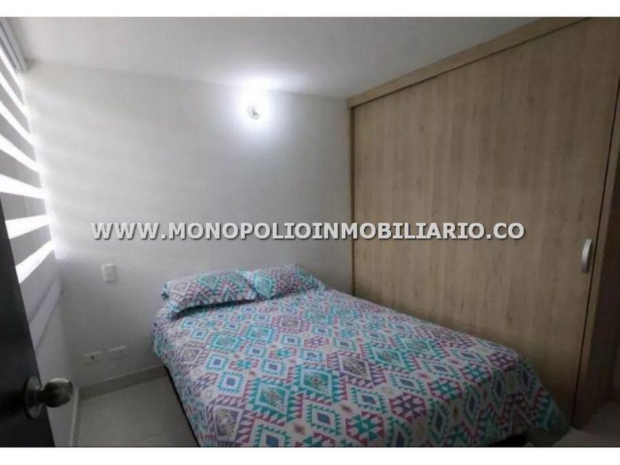 encantador apartamento venta itagui cod 17240