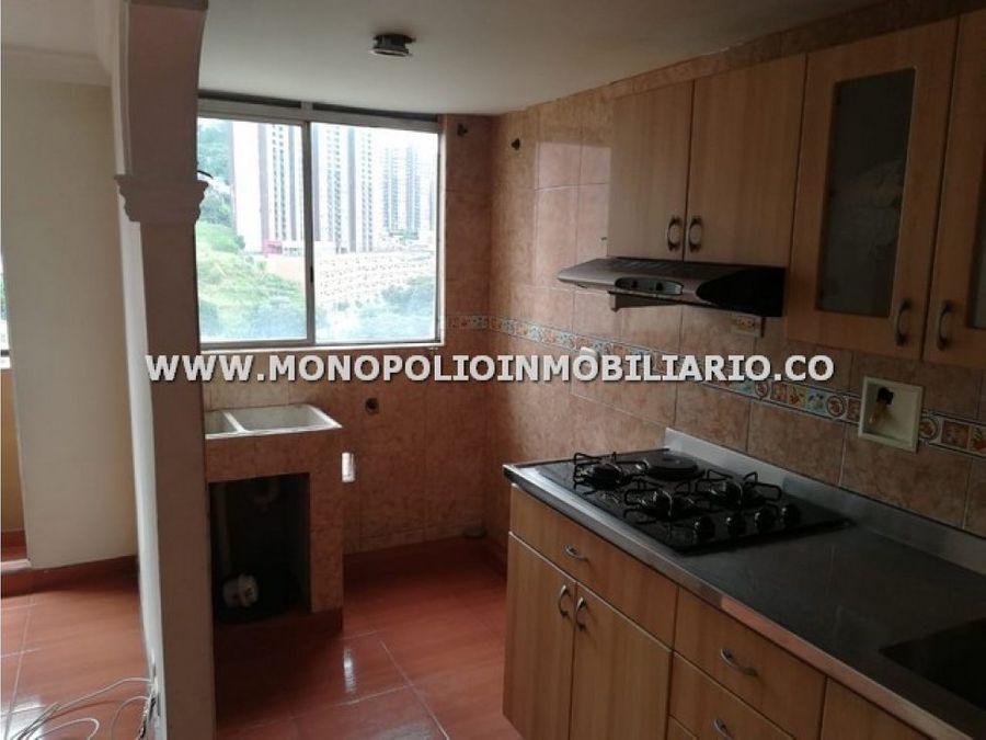 estupendo apartamento venta itagui cod 17089