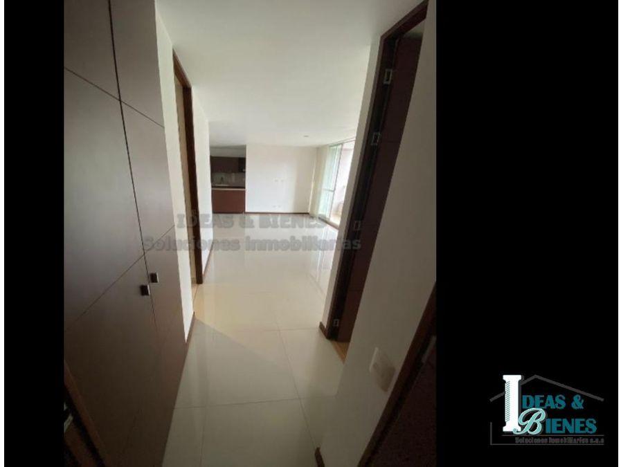 apartamento en arriendo envigado loma del esmeraldal