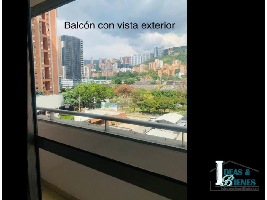 apartamento en venta poblado sector ciudad del rio
