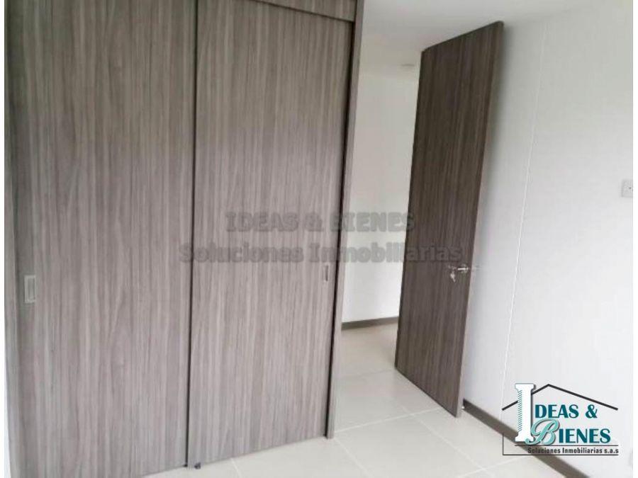 apartamento nuevo en venta sabaneta sector asdesillas