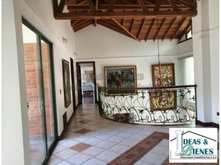 casa campestre en venta copacabana