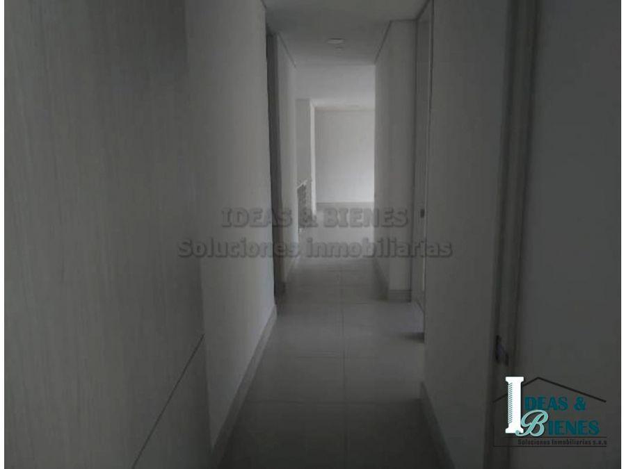 apartamento en arriendo envigado loma del chocho