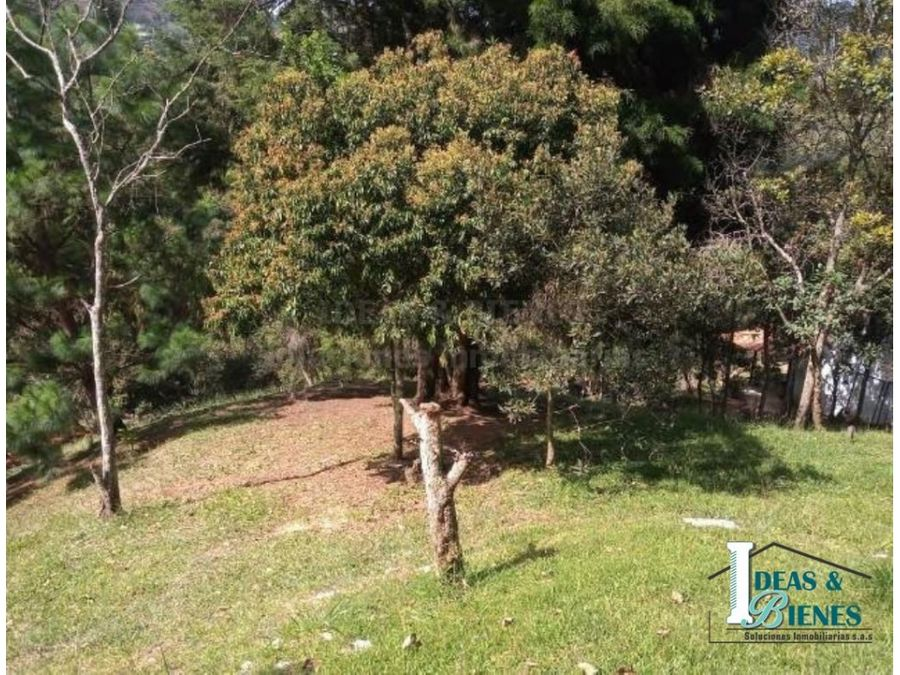 lote en venta guarne sector vereda villa lucia