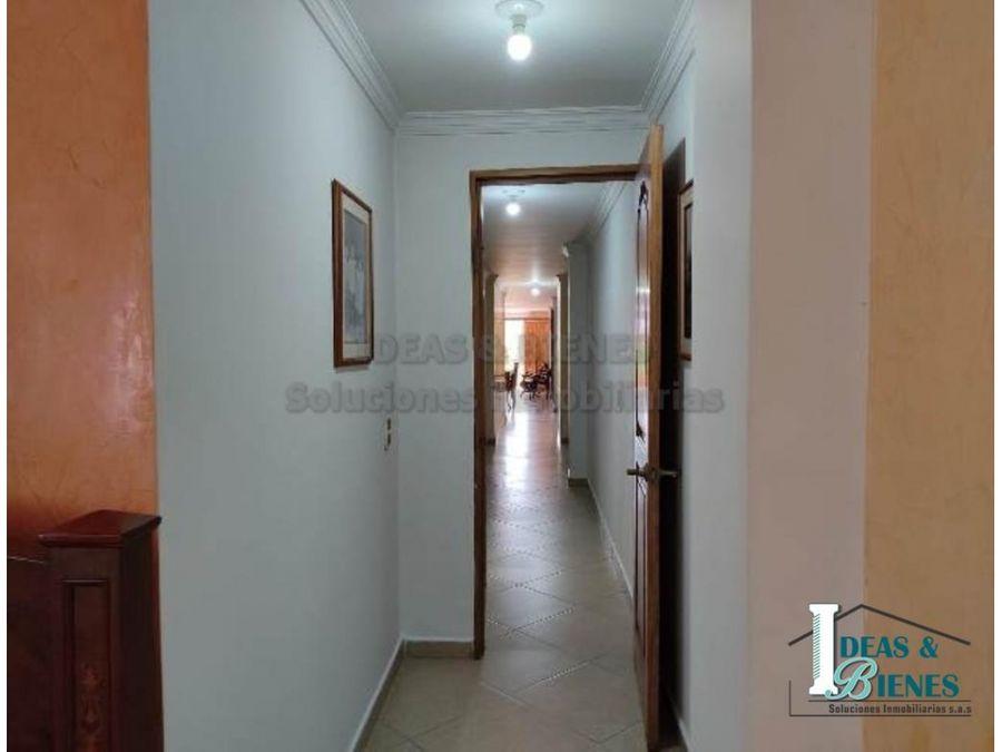 apartamento en venta envigado sector barrio mesa