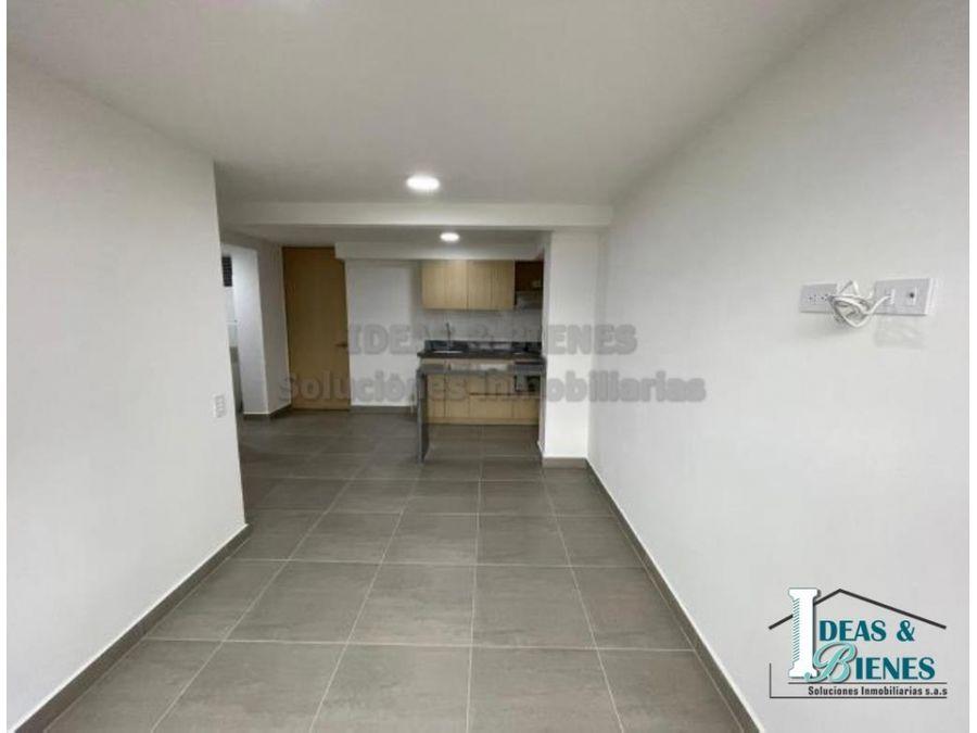 apartamento en arriendo bello sector amazonia