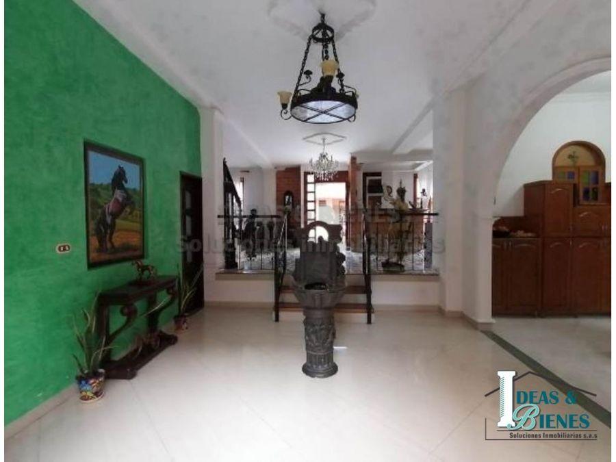 casa en venta sabaneta sector canaveralejo