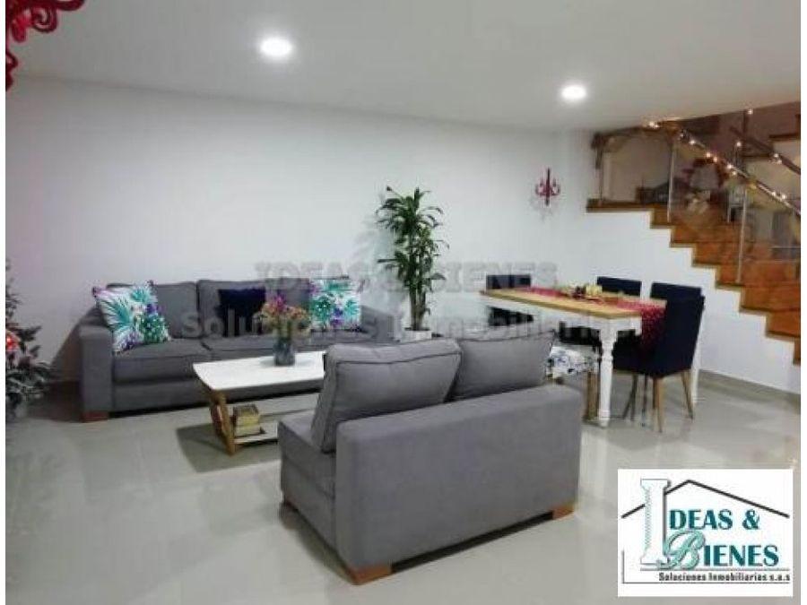 apartamento duplex en venta envigado el trianon