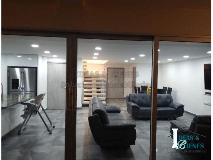 duplex pent house en venta sabaneta sector las lomitas