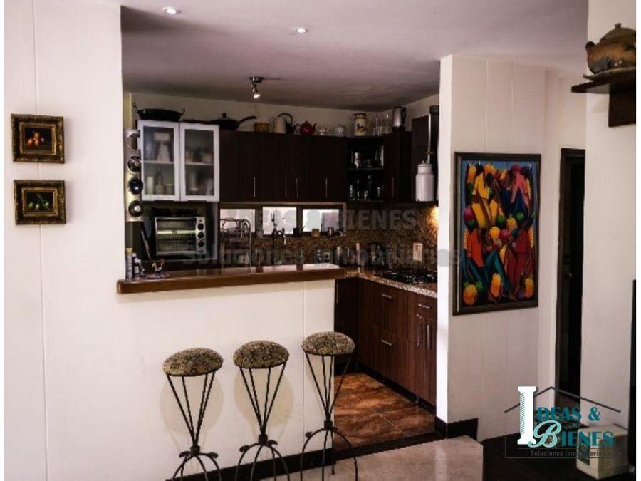 apartamento en venta sabaneta sector las lomitas