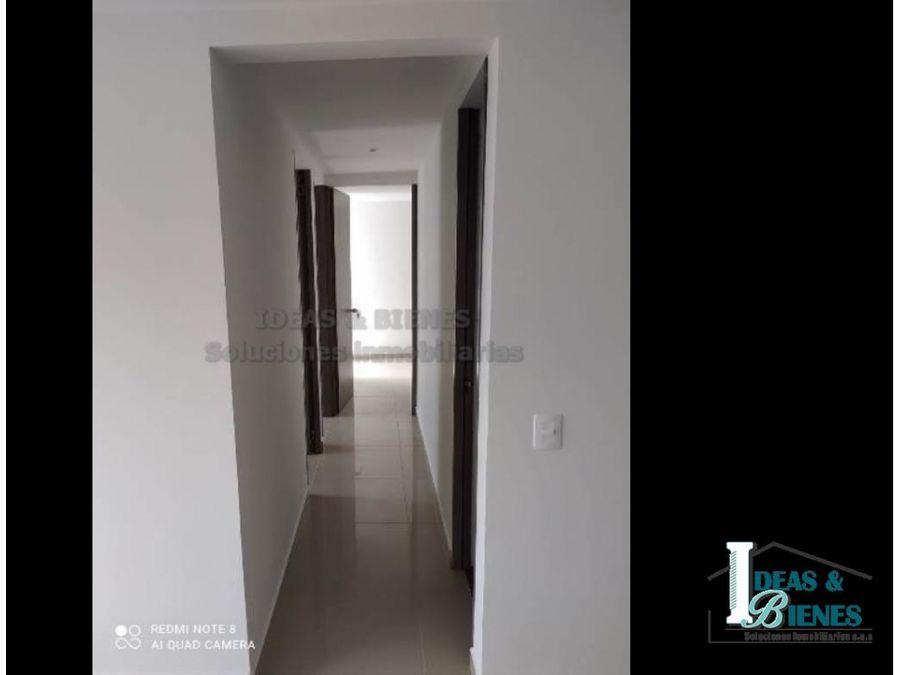 apartamento en venta sabaneta sector ces
