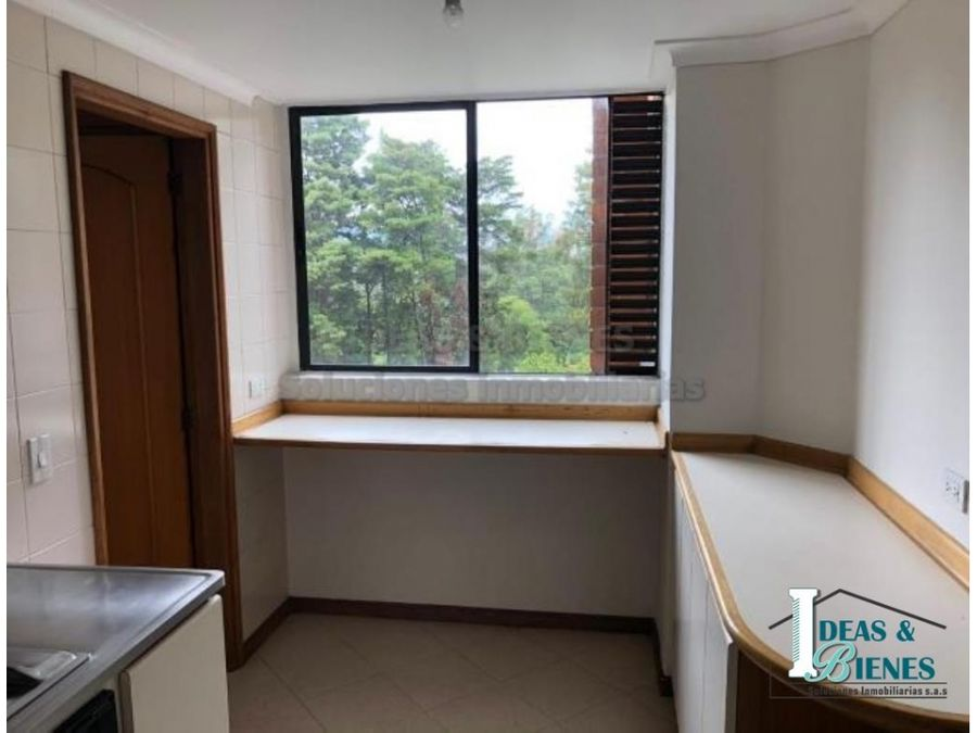 apartamento en venta poblado sector el campestre