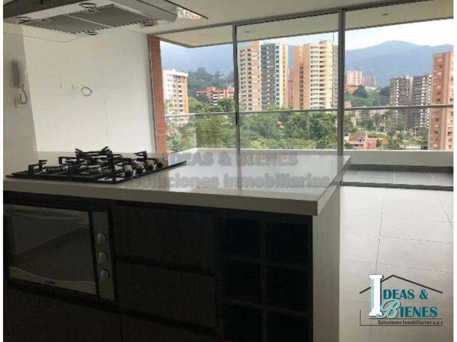 apartamento en venta envigado loma los mesa