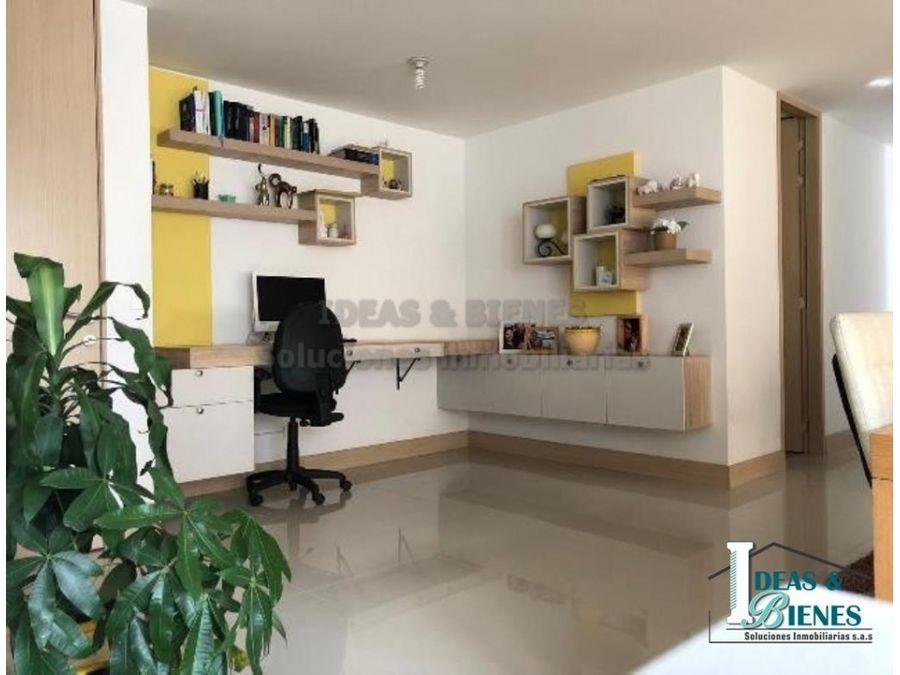 apartamento en venta poblado sector loma del indio