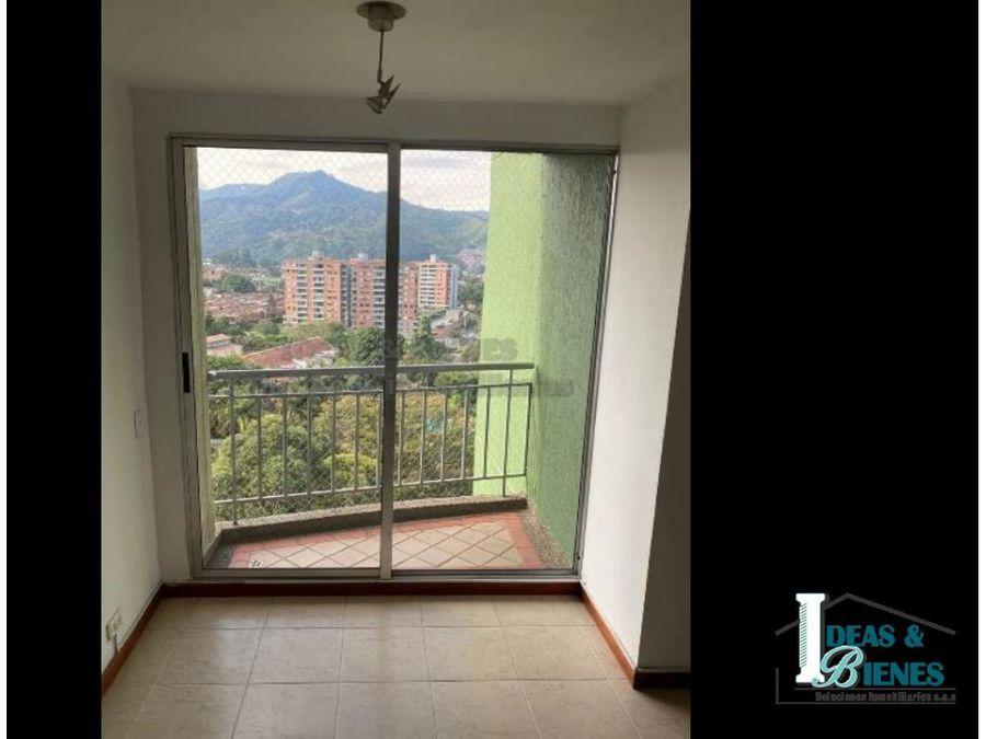 apartamento en venta la estrella sector suramerica