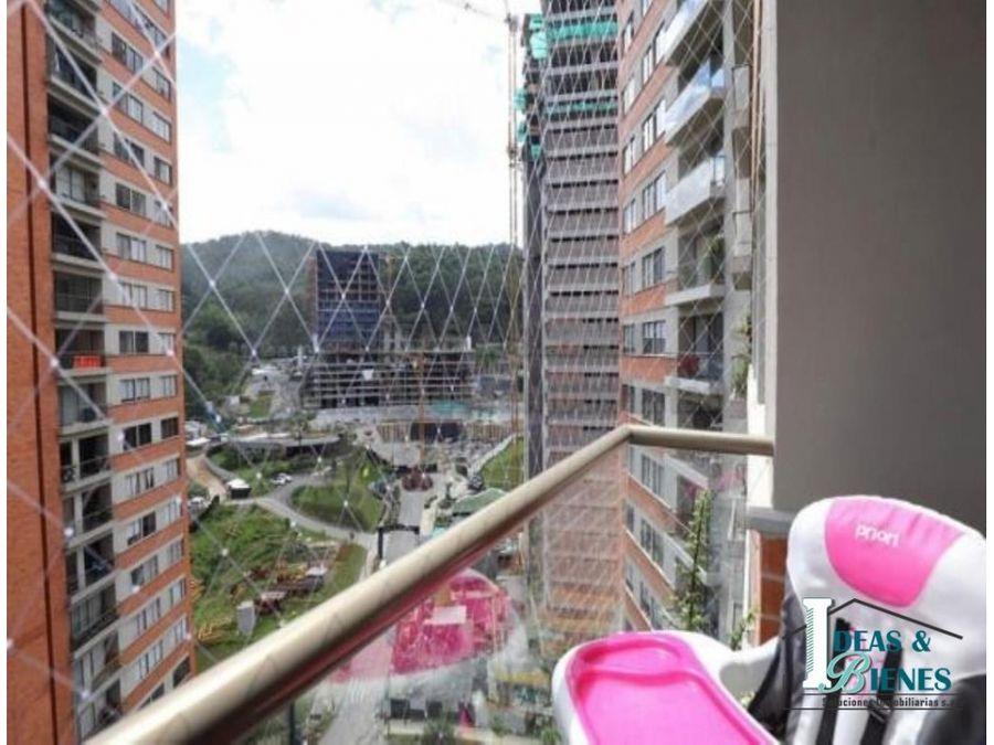 apartamento en venta medellin sector las palmas