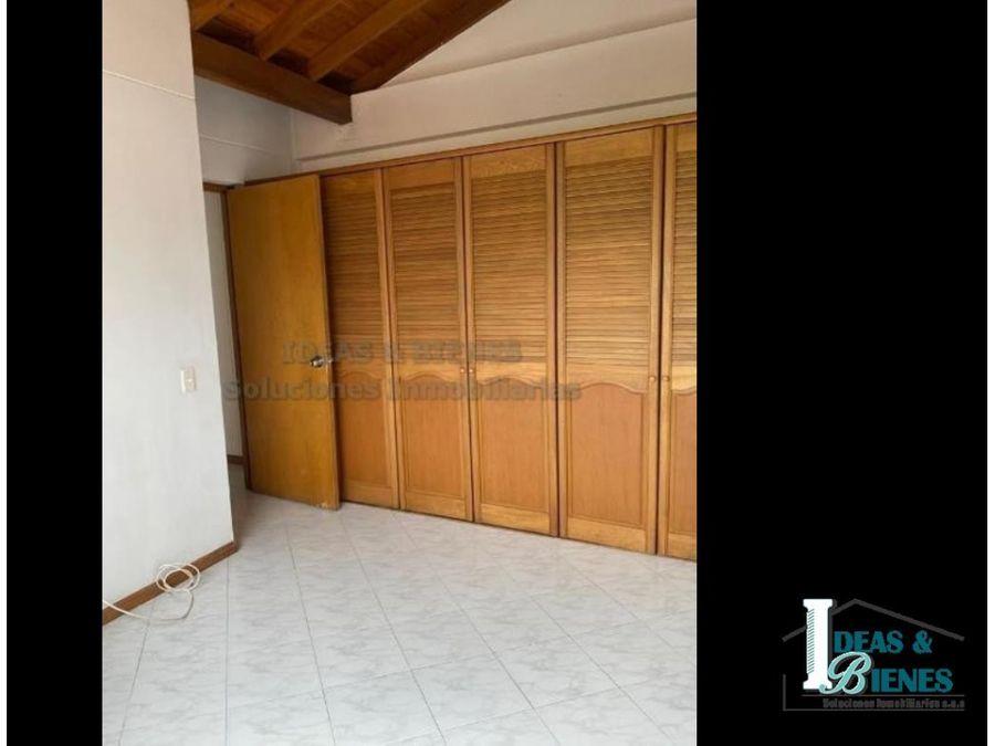 apartamento en venta envigado sector loma del escobero