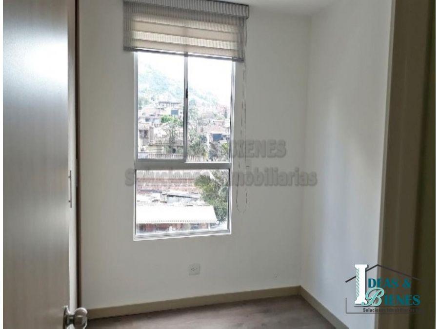 apartamento en venta envigado sector la sebastiana