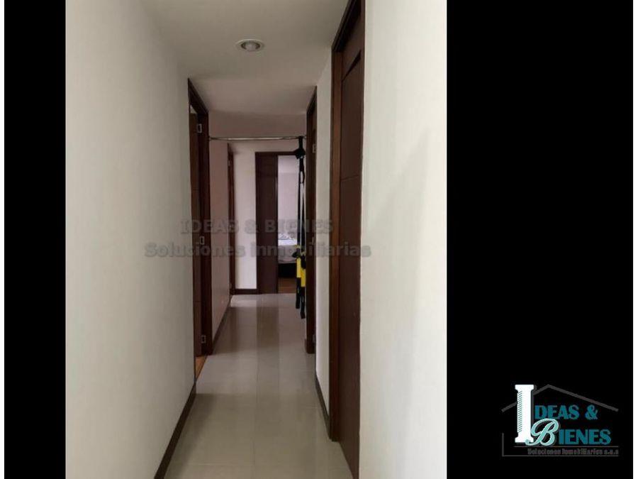 apartamento en venta envigado sector loma del chocho
