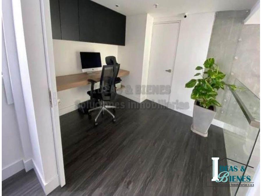 apartamento duplex en venta poblado sector balsos 1