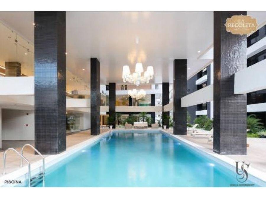 venta linda suite amoblada sector portugal edificio la recoleta