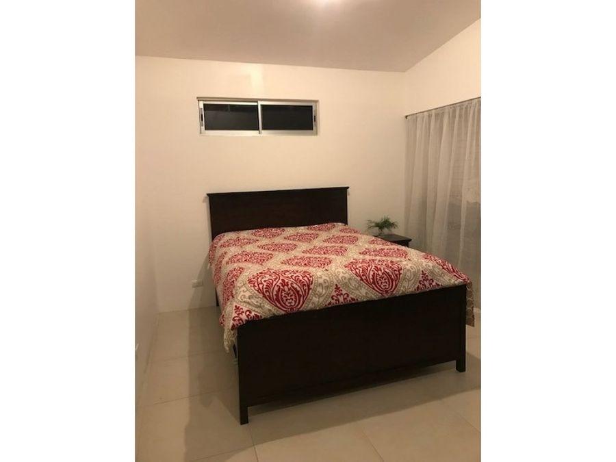 apartamento amueblado en sabanilla de montes de oca