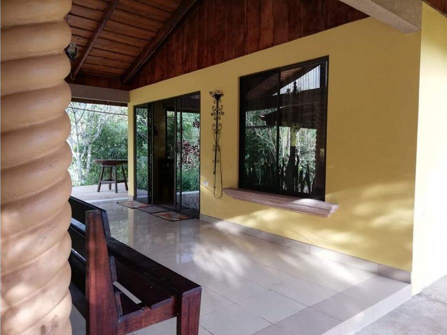 casa amueblada berlin de perez zeledon