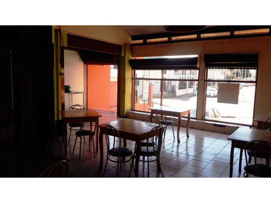 local para restaurante santa marta montes de oca