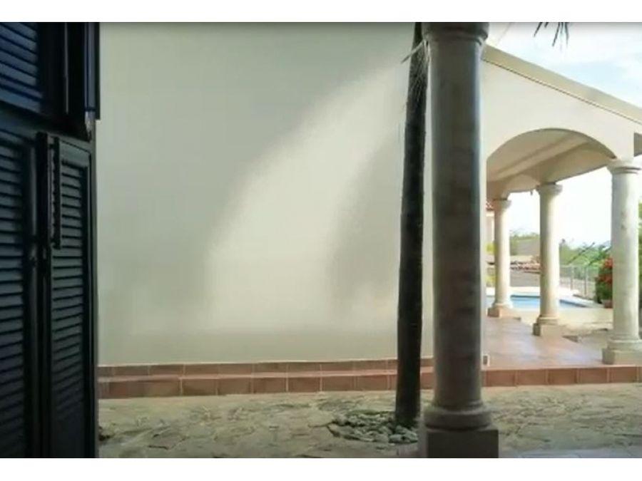 hermosa casa en tamarindo guanacaste