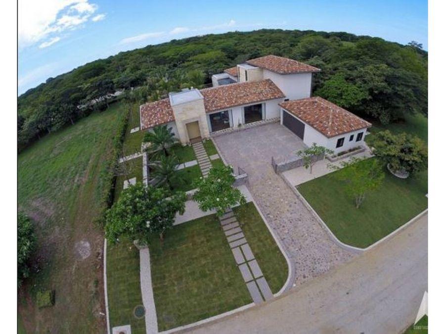 residencia en hacienda pinilla guanacaste 1070