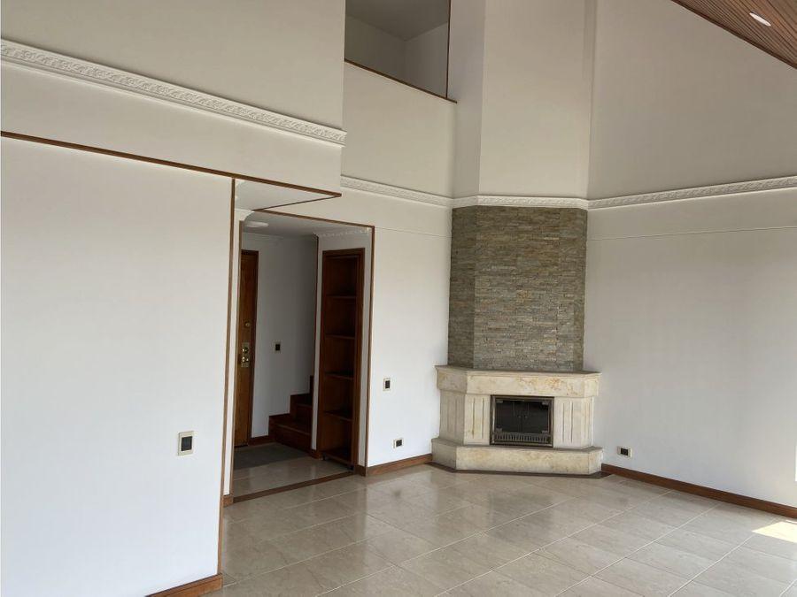 apartamento duplex en el batan