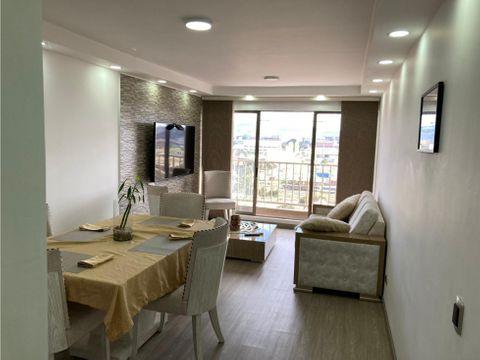 apartamento en venta en salitre de 520 millones