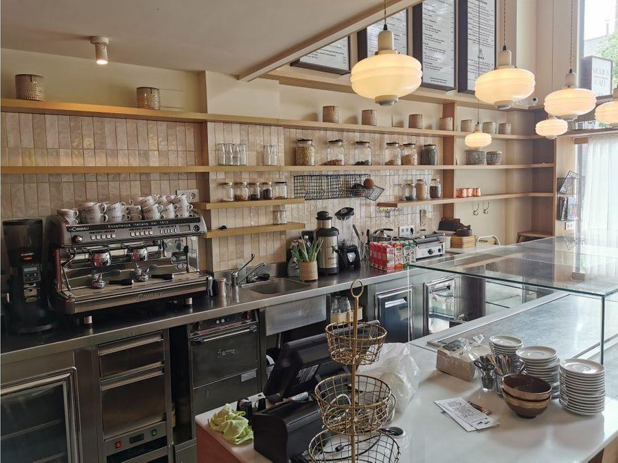 panaderia cafeteria en poblenou
