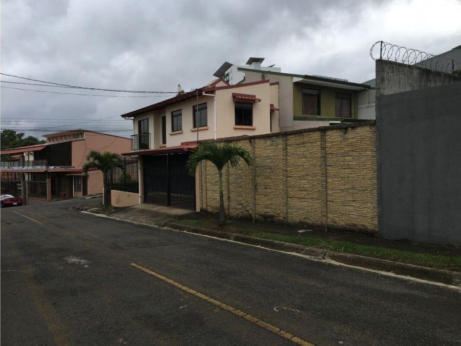 vendo casa residencial valle claro san pablo de heredia