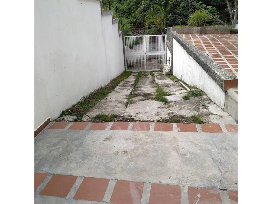 casa en venta en caurimare