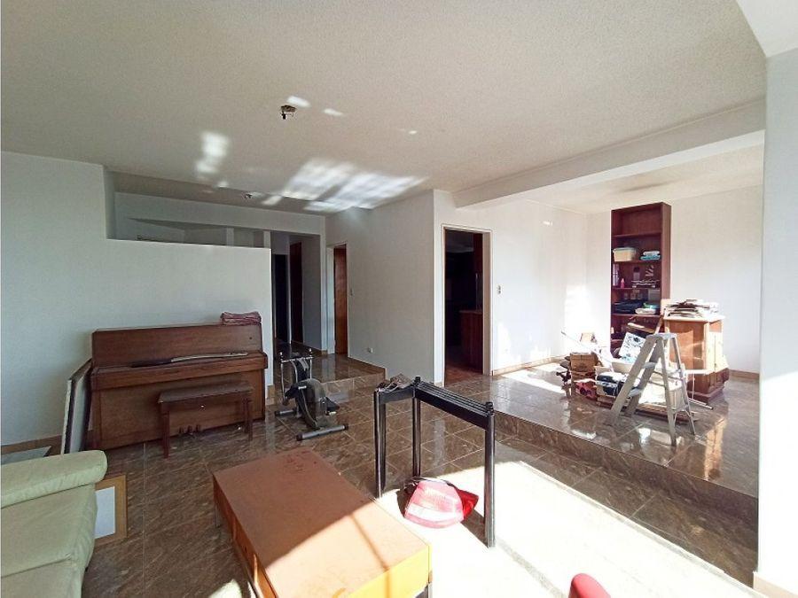 venta apartamento en los dos caminos de 145 mts 3hs2bs2p