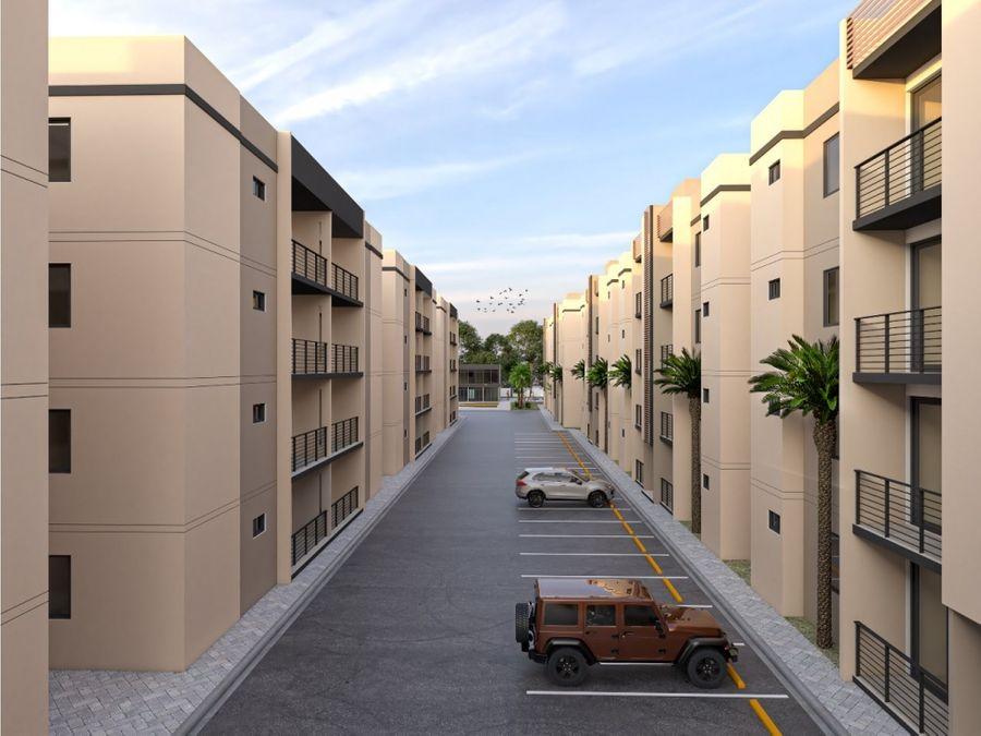 apartamentos en bavaro the arenas