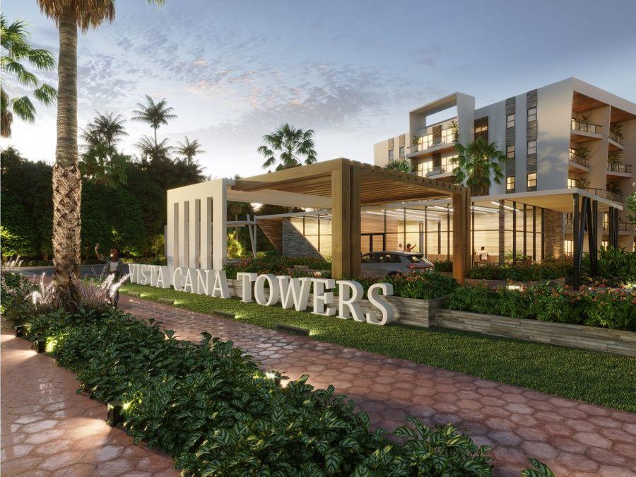 apartamentos en punta cana towers at vista cana