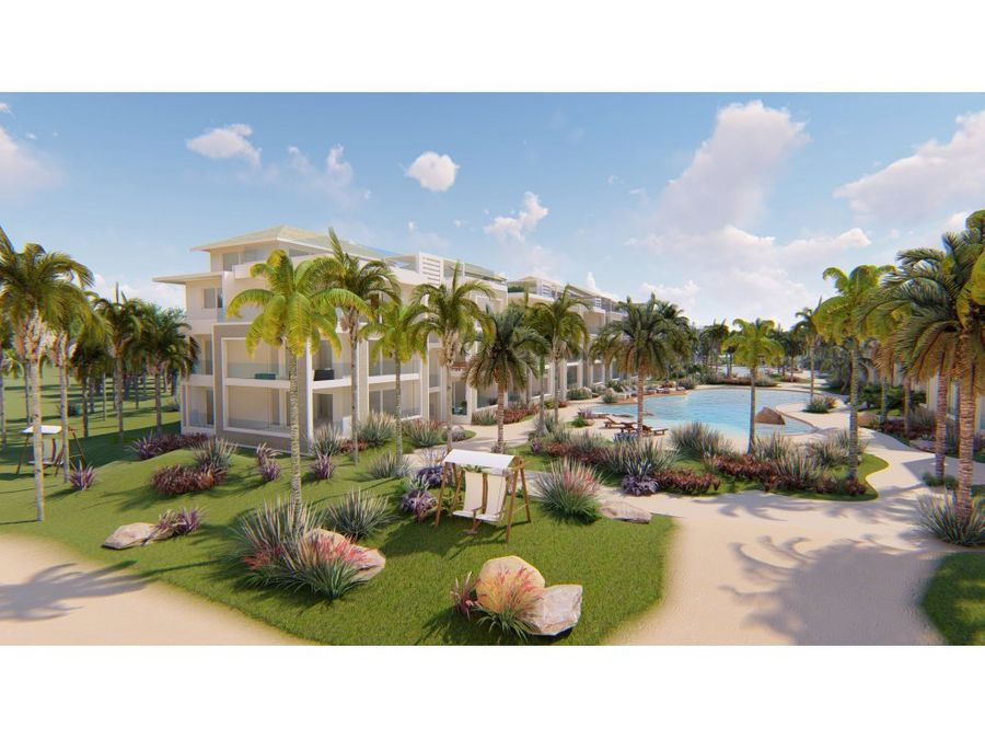 apartamentos de playa aqua esmeralda dominicus