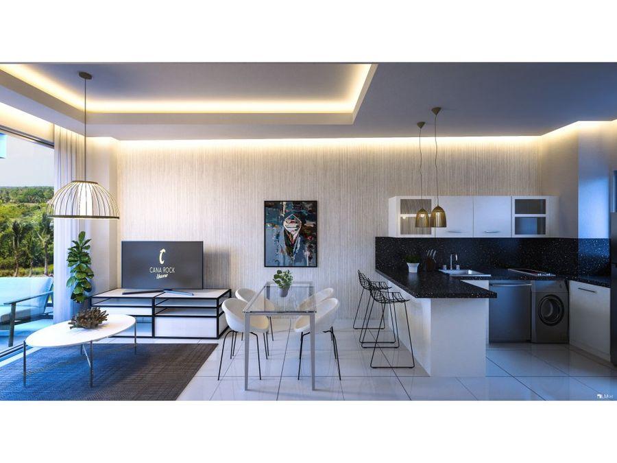 apartamentos en punta cana cana rock universe