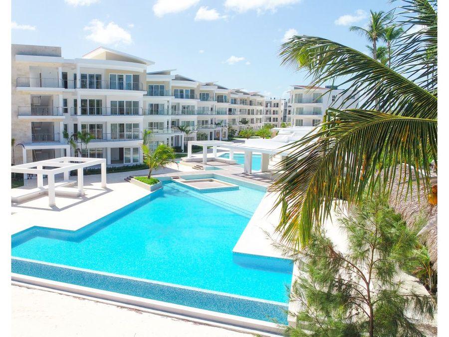 apartamentos en punta cana playa coral
