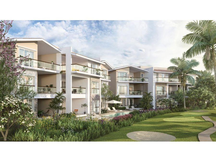 apartamentos en punta cana paseo cocotal