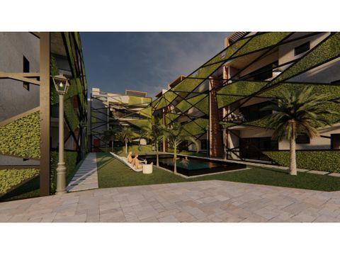 the woods apartamentos en punta cana