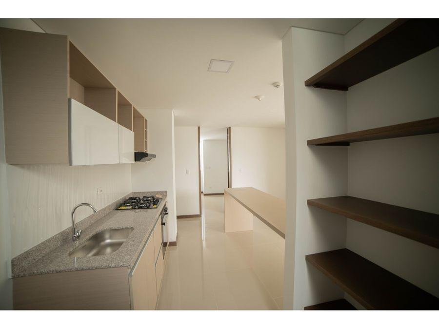 espectacular apartamento de 1 alcoba con vista a la cordillera