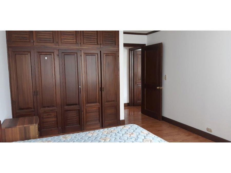 apartamento en rohrmoser amoblado a0290