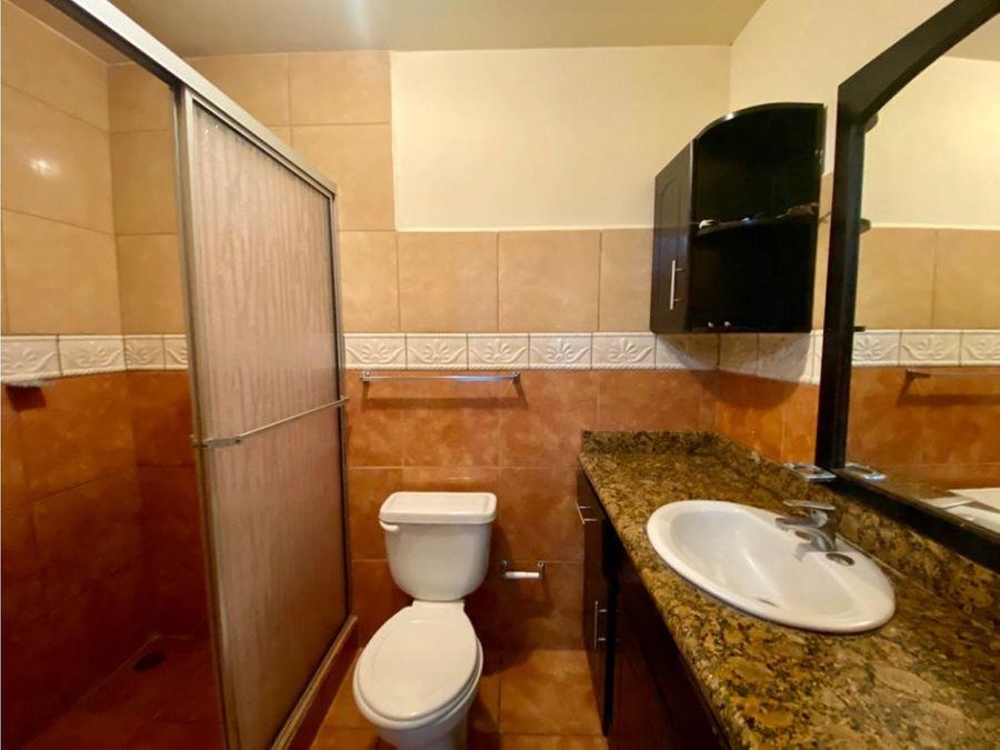 apartamento en rohrmoser gran ubicacion a1200