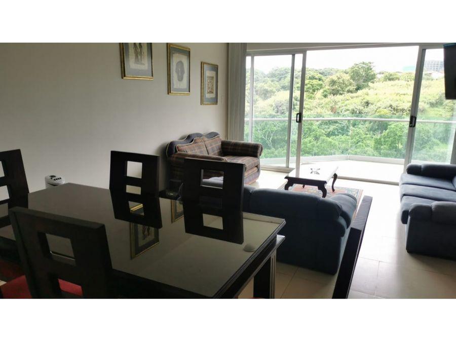 apartamento en rohrmoser condominio con amenidadesa1208