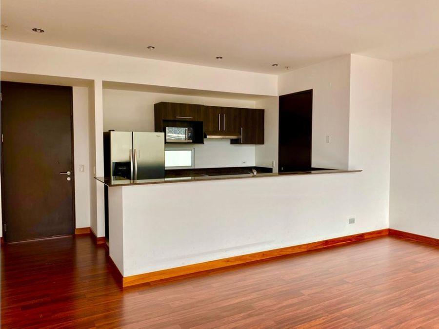 apartamento en rohrmoser con linea blanca a1129