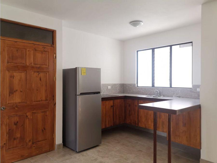 apartamento en alquiler en rohrmoser a0933