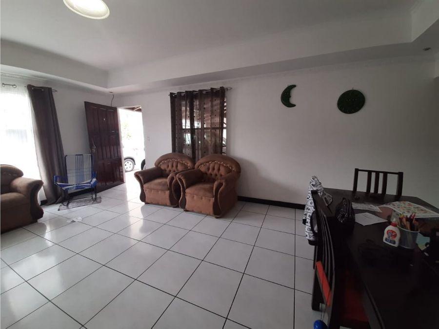casa en sabana oportunidad en condominio v0353